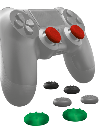 Trust Thumb Grips 8 Pack for PS4 Controllers