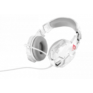 Trust Camouflage Gaming Headset (White)