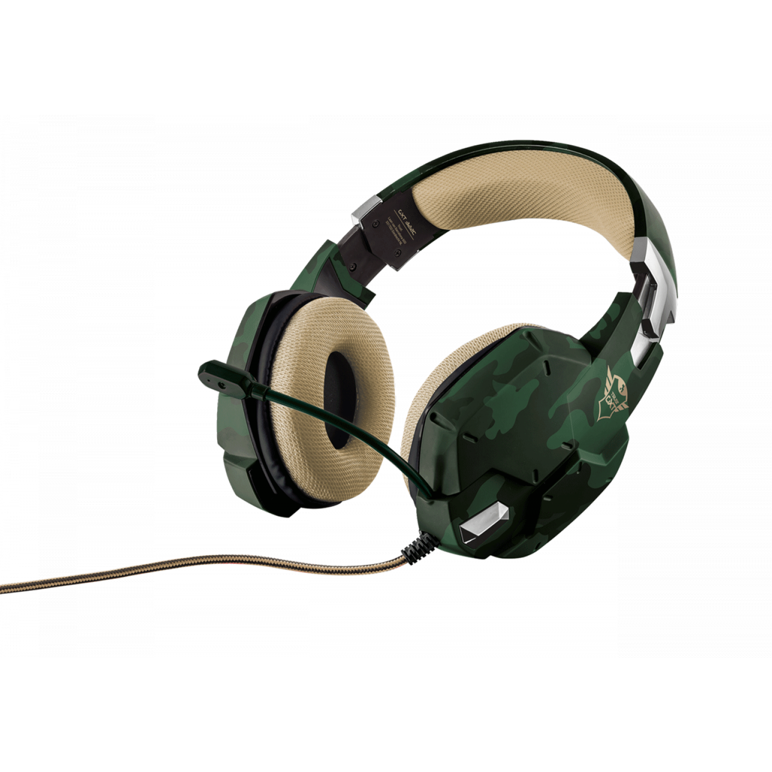 Trust Camouflage Gaming Headset (Green)