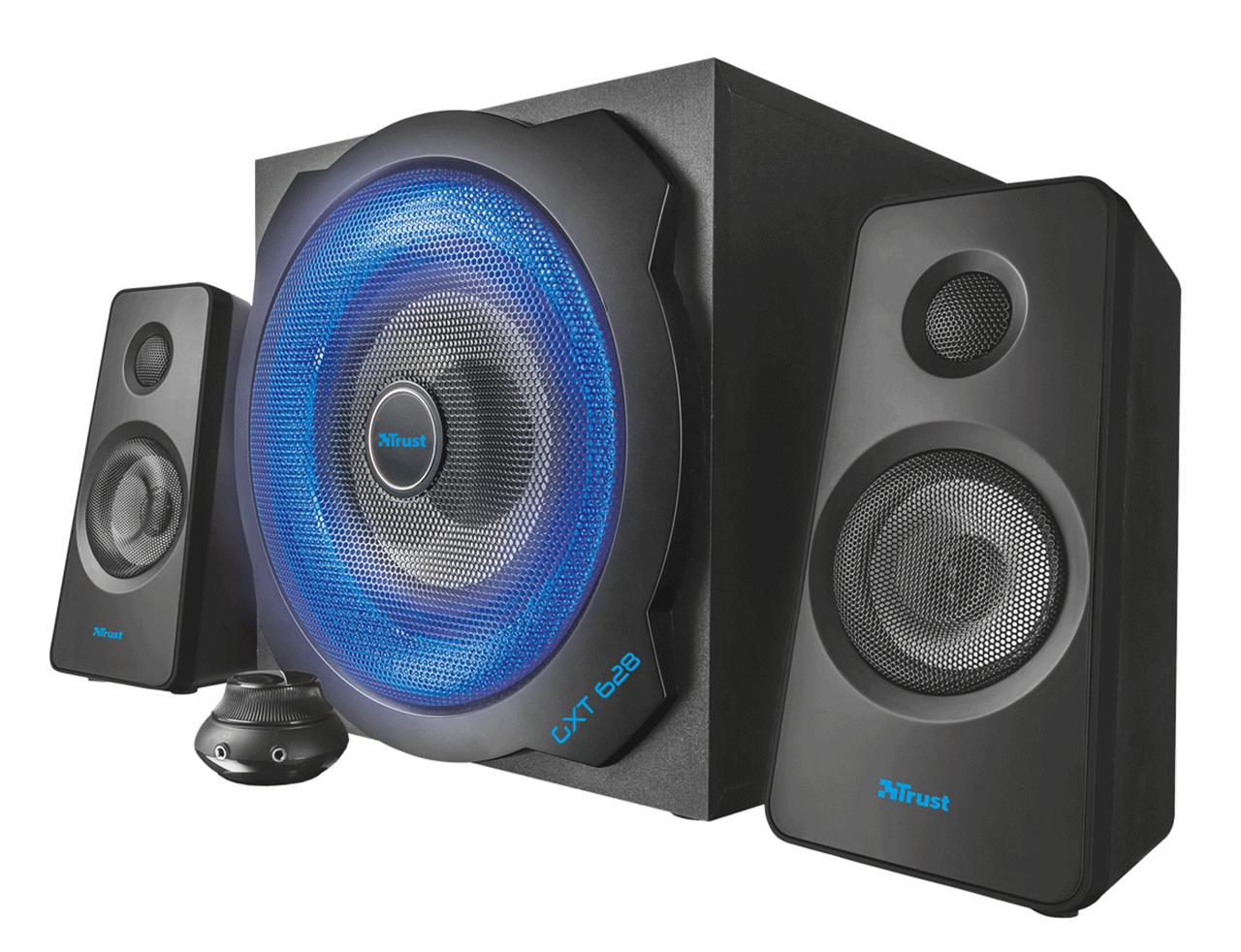 Trust GXT 2.1 Illuminated Speaker Set Limited Edition