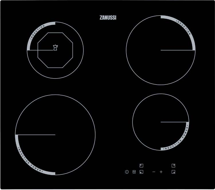Zanussi Electric Induction Hob | ZEI6840FBV