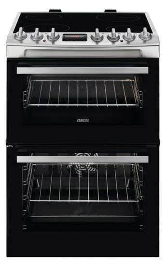 Zanussi 60cm Electric Cooker | ZCV69350XA