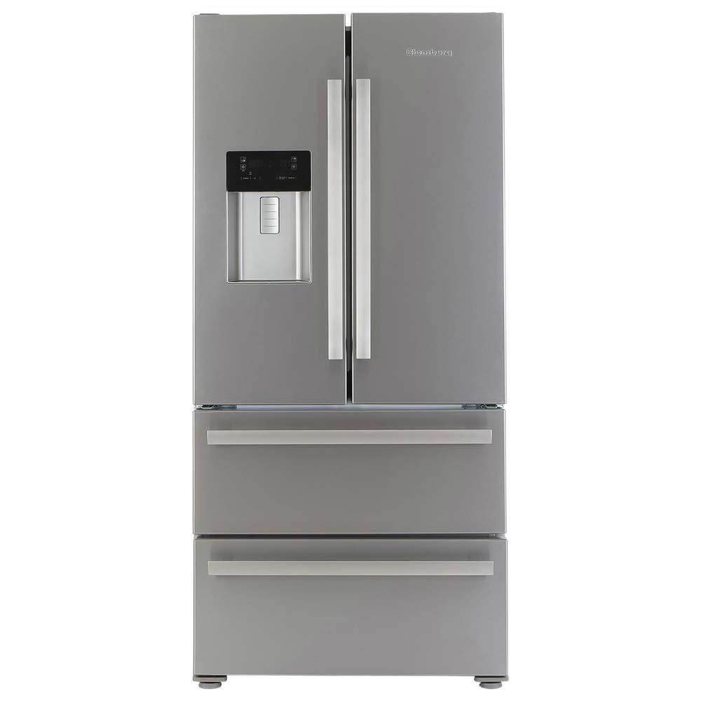 Blomberg Freestanding American Style Fridge Freezer | KFD4952XD