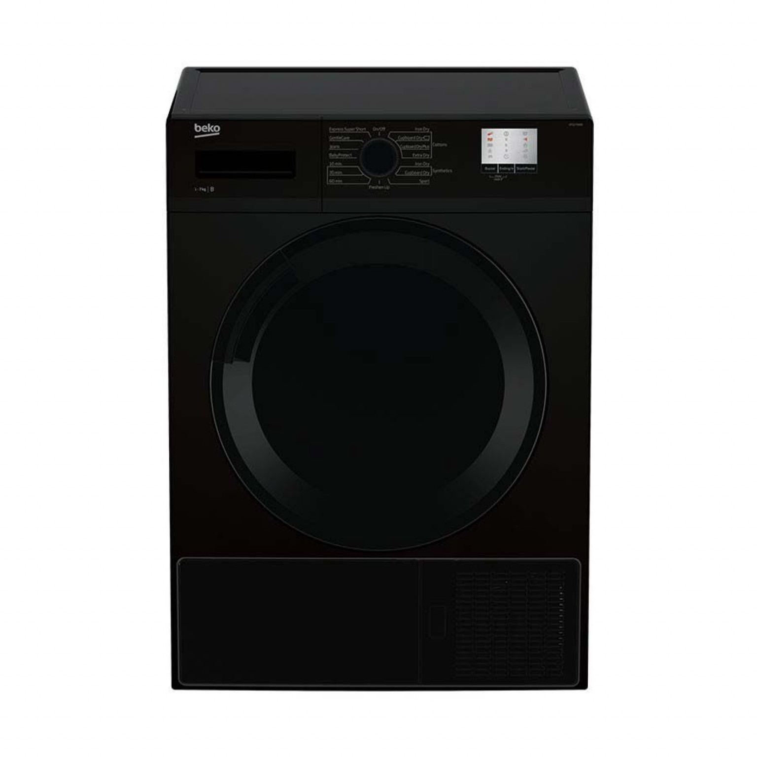 Beko EcoSmart 7Kg Condenser Dryer | DTGC7000B