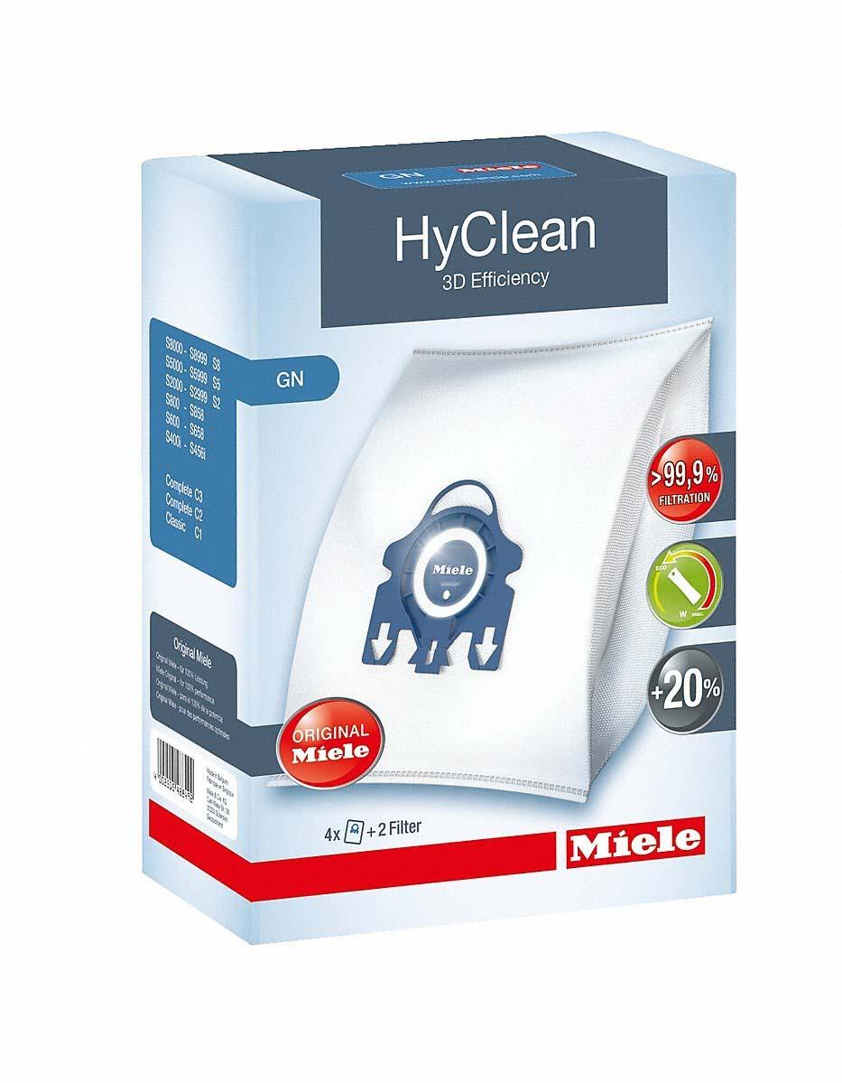 Miele HyClean 3D Efficiency GN Dustbags   488492