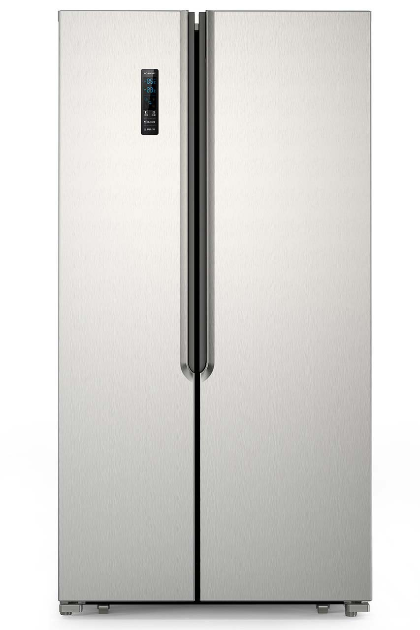 iDeal 427L American Style Fridge Freezer | EURSBS427STA