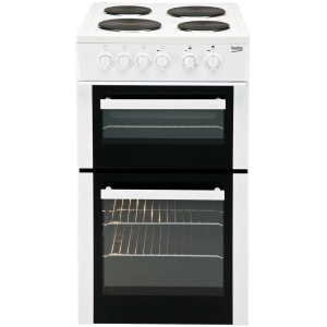 Beko 50cm Electric Cooker | KD533AW