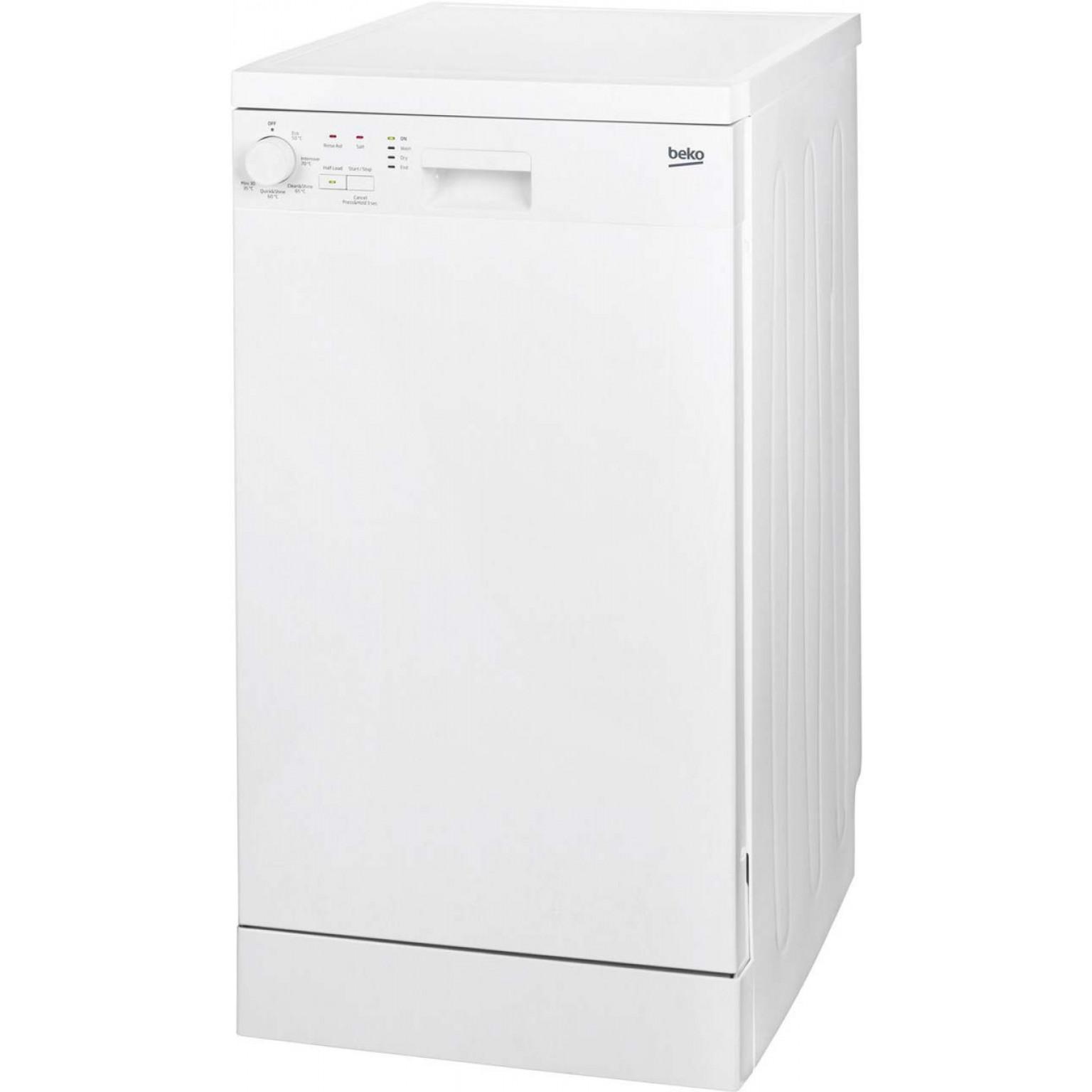 Beko Slimline Dishwasher | DFS04010W