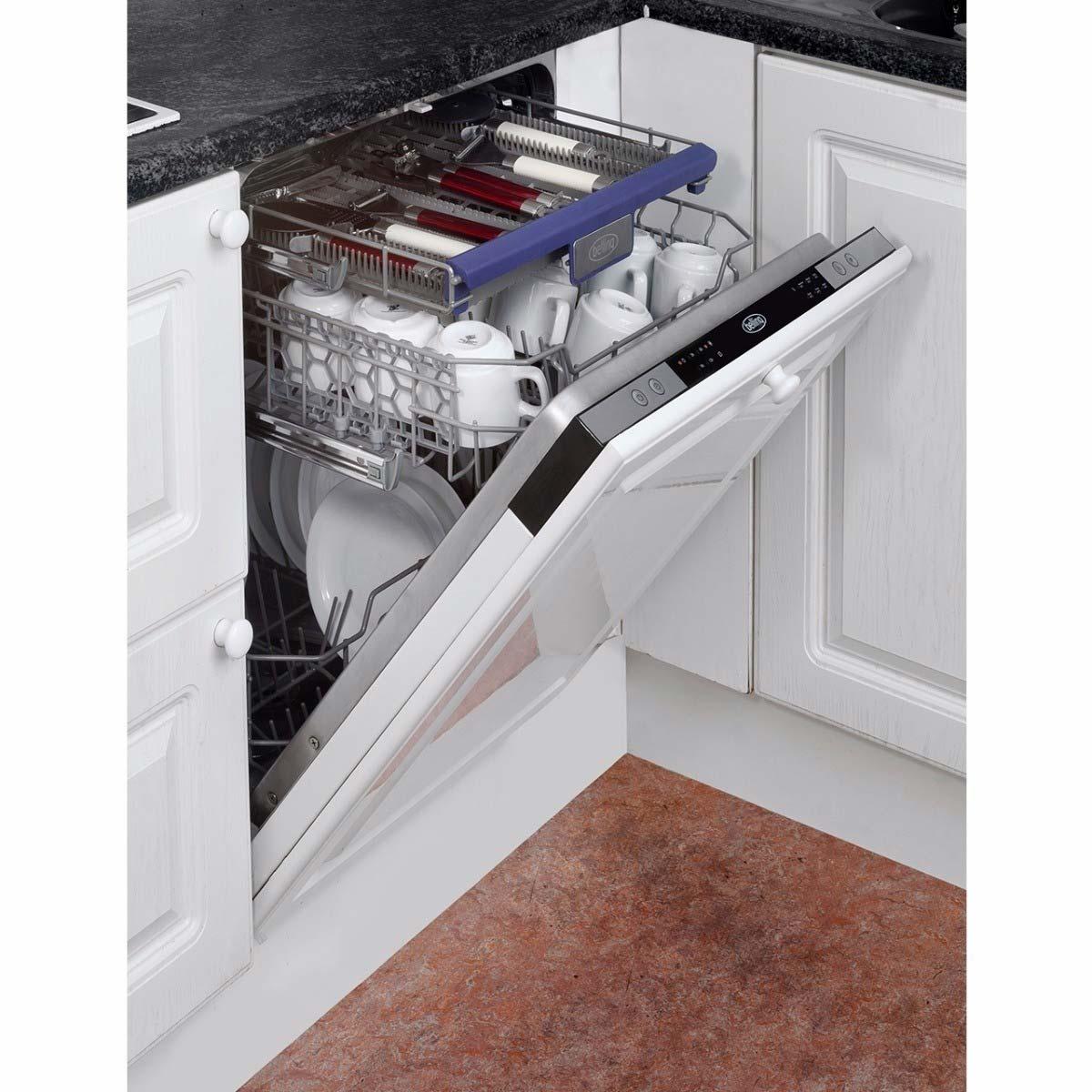 Belling 10 Place Slimline Integrated Dishwasher | BID1061