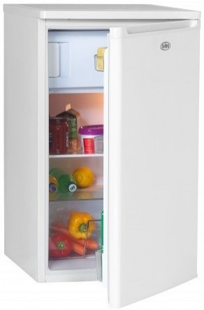 BELLING 50cm Under Counter Fridge with Freezer Compartment BR98WH