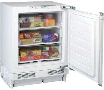 BEKO Fully Integrated Under Counter Freezer BZ31