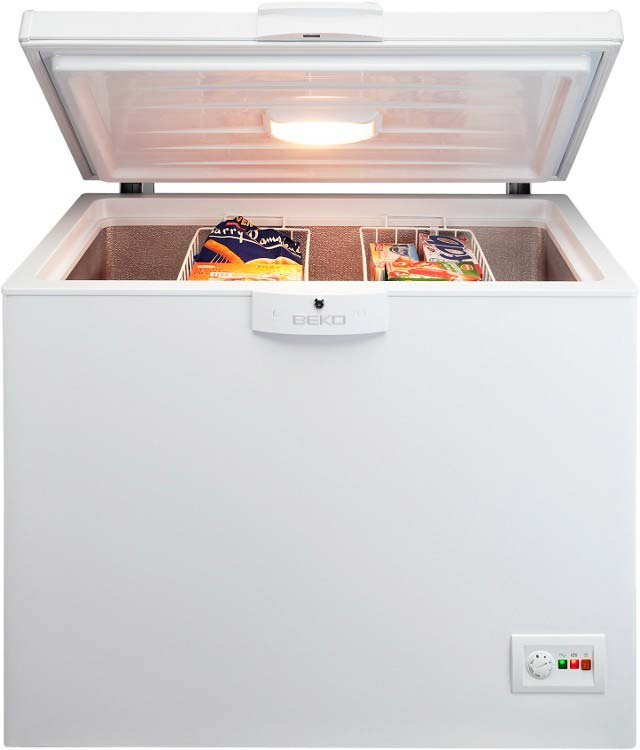BEKO 110cm A+ Chest Freezer CF1100APW