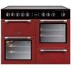LEISURE 'Cookmaster' 100cm Electric Range Cooker CK100C210R