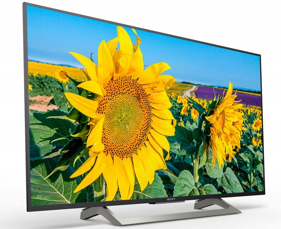 """Sony BRAVIA 49"""" 4K HDR Android TV 