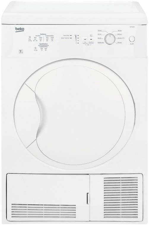 Beko 7kg Condenser Dryer | DC7112
