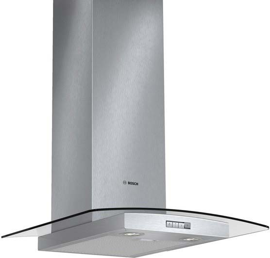 Bosch 60cm Chimney Cooker Hood | DWA064W51B