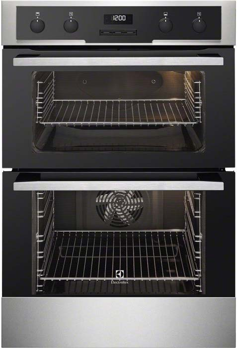 ELECTROLUX Built-in Double Oven in Stainless Steel EOD5420AAX