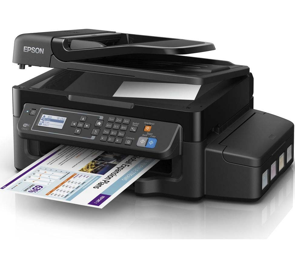 Epson WorkForce ET-4500 EcoTank® All-in-One Printer
