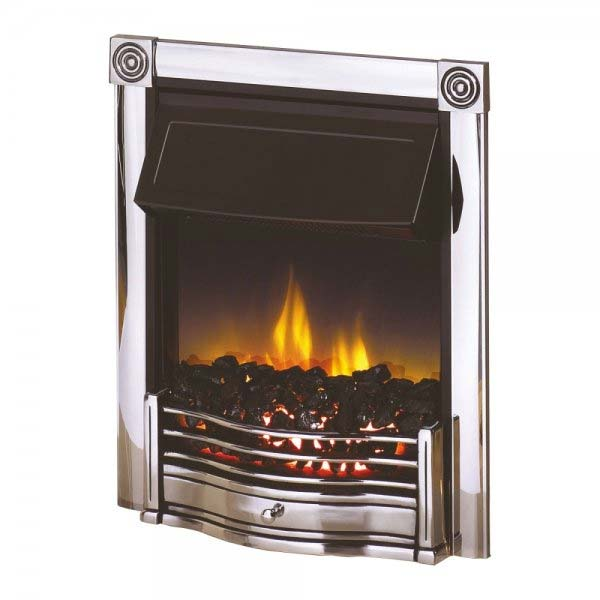 DIMPLEX OptiFlame 'Horton' inset fire with coal HTN20CH