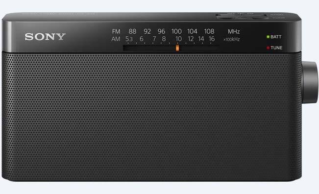 Sony Portable Radio ICF-306