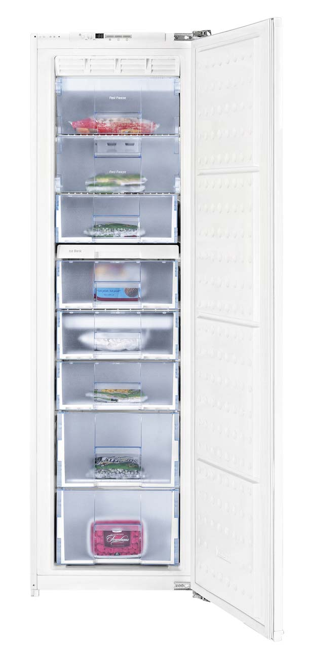 Beko Integrated Tall Frost Free Freezer | BZ77F