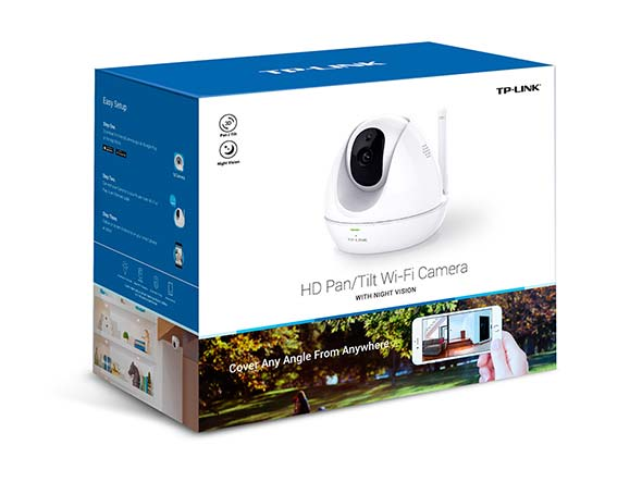TP-Link HD Wi-Fi Camera   NC450