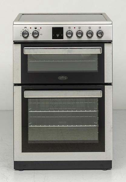 Belling 60cm Electric Cooker | BFSE60DOPIX