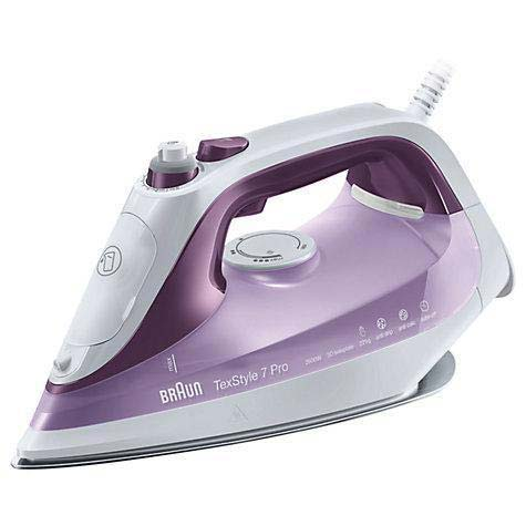 Braun TexStyle 7 Pro Steam Iron | SI7066VI