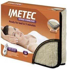 Imetec Express Heated Underblanket | Double