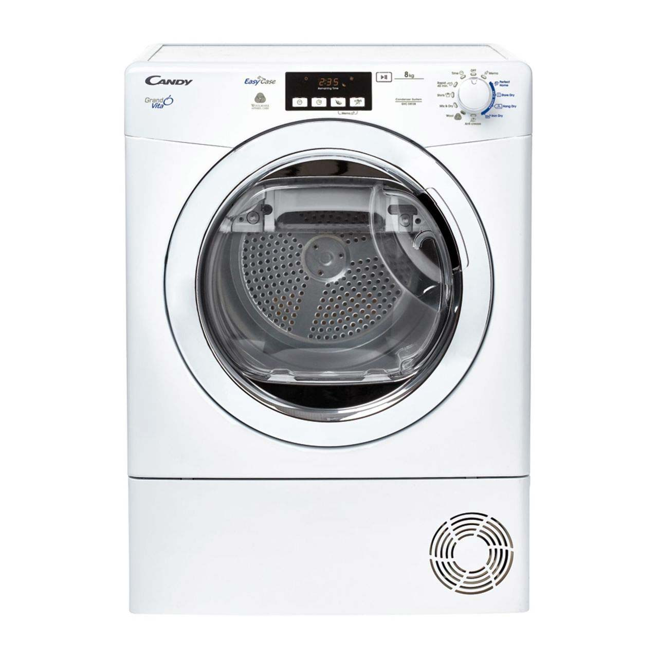 Candy 10Kg Condenser Dryer | GVSC10DE