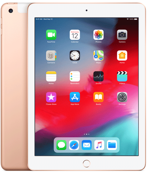 iPad | WiFi | 32GB |Gold MRJN2B/A