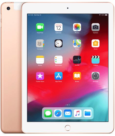 iPad | WiFi | 128GB | Gold APPLE MRJP2B/A