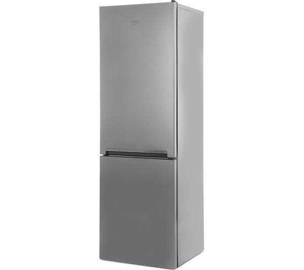 Beko 60/40 Silver Fridge Freezer | CSG1571S