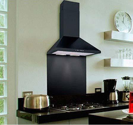 Luxair 60cm Cooker Hood | LA 60 STD BLK