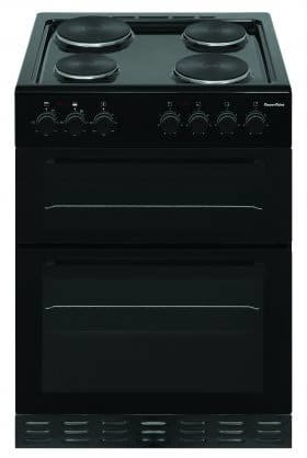 PowerPoint 60cm Electric Cooker   P06E2S1BL