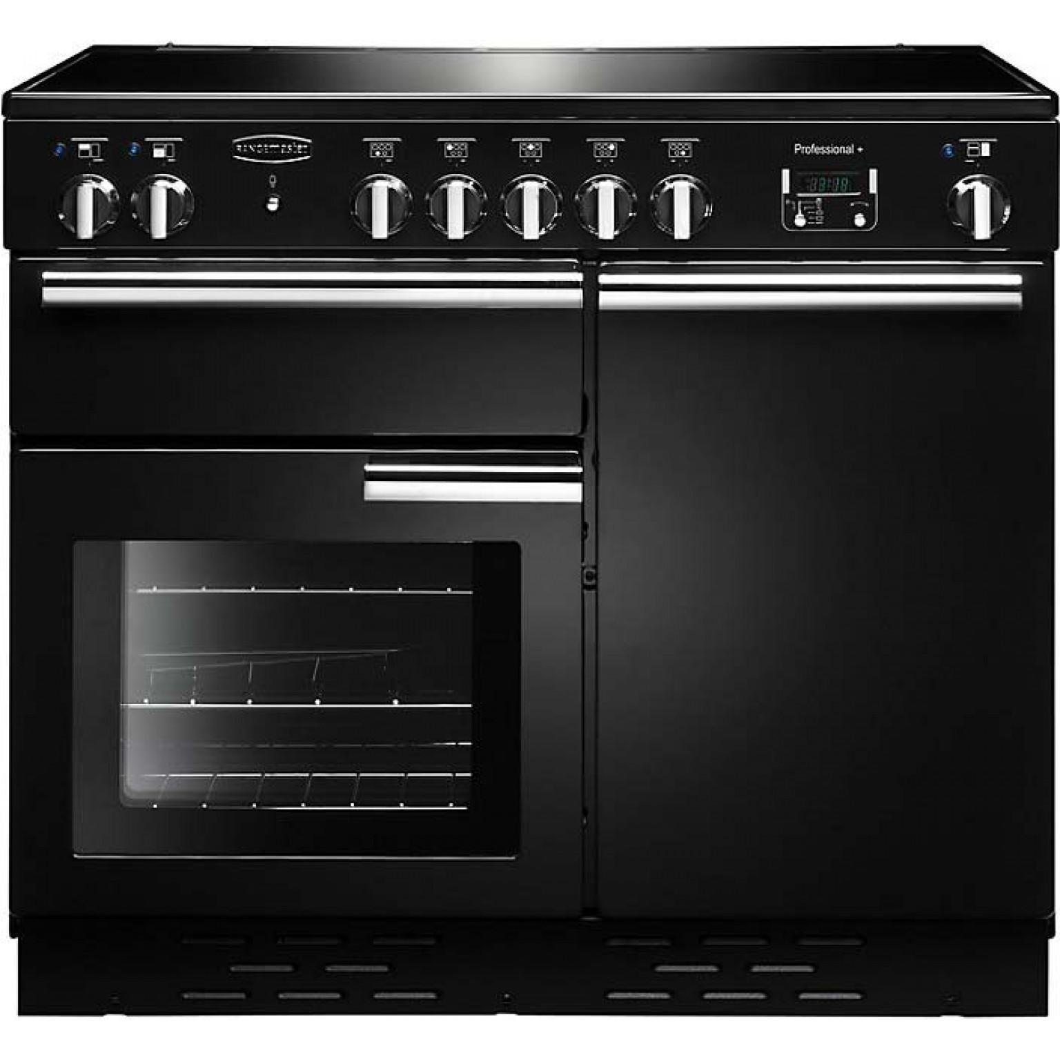 Rangemaster Professional+ 100cm all electric range cooker PROP100EC