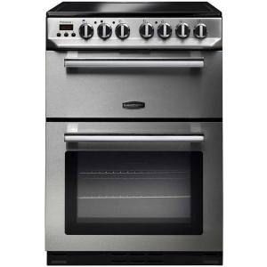 Rangemaster Professional+ 60cm Range Cooker | PROP60ECSS/C