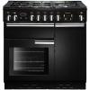 RANGEMASTER Professional 90 Dual Fuel Range Cooker PROP90DFF