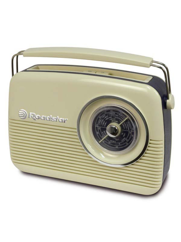 Roadstar Analogue Portable Radio | TRA1957CR