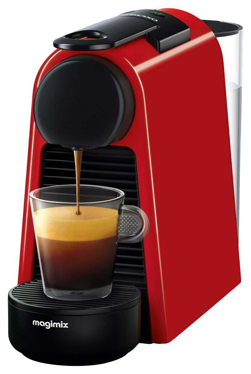 NESPRESSO ESSENZA RED COFFEE MACHINE 11366