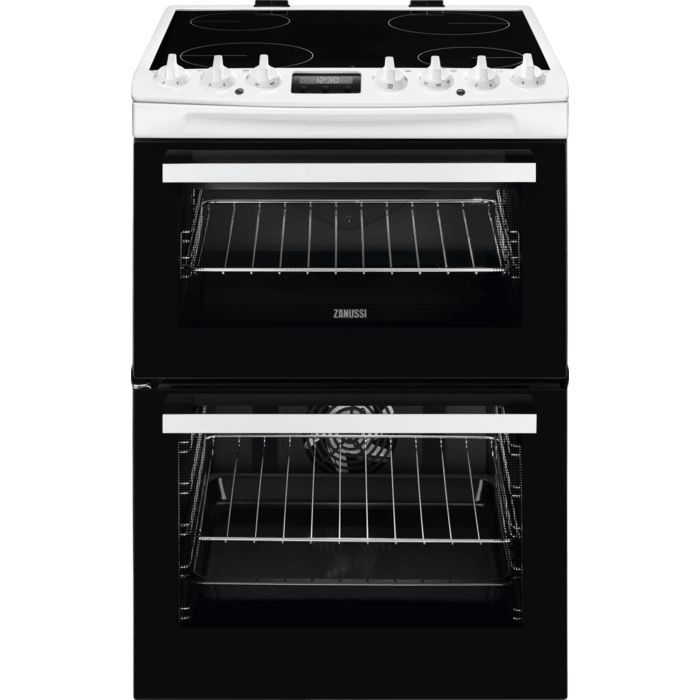 Zanussi 60cm Electric Cooker | ZCV69350WA
