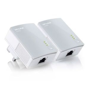 TP-Link AV600 Powerline Adapter Starter Kit | TL-PA4010KITV1.2