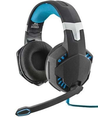 *New* Trust Gaming GXT 363 7.1 Bass Vibration Headset