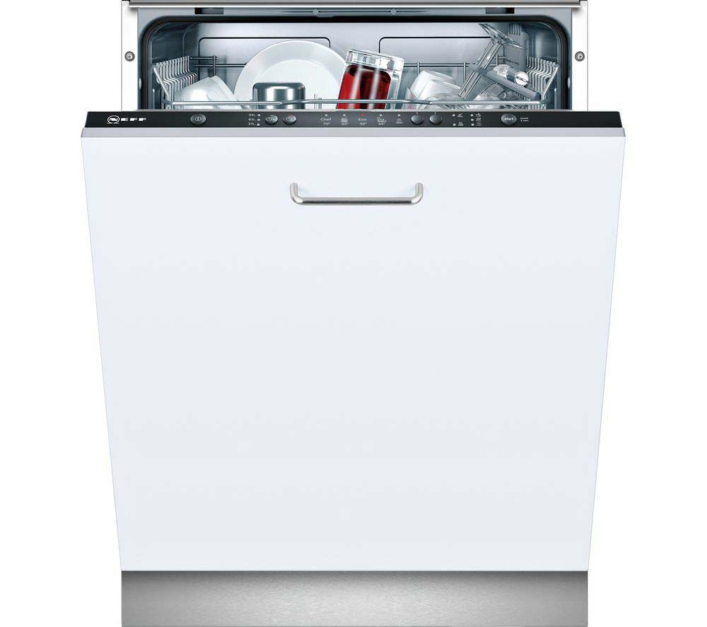 Neff 12 Place Integrated Dishwasher | S511A50X1G