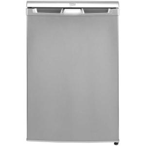 BEKO Under Counter Freezer in silver UF584APS