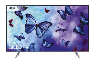 "Samsung 55"" UHD 4K Smart QLED TV | QE55Q6FNAT"