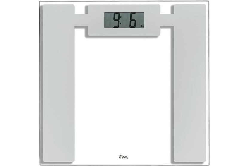 Weight Watchers Ultra Slim Glass Electronic Scale 8950U