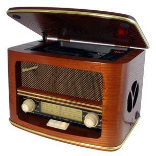Roadstar Retro CD/Radio | HRA1500MP
