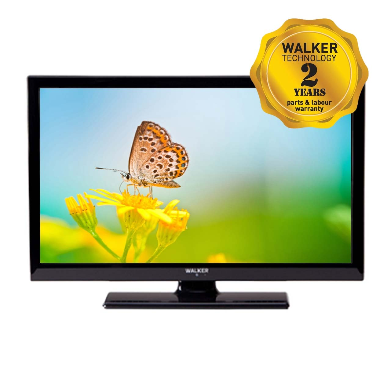 "Walker 22"" LED HD Ultra Slim TV 