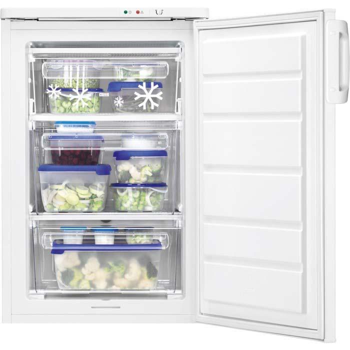 Zanussi Undercounter Freezer | ZFT11105WA